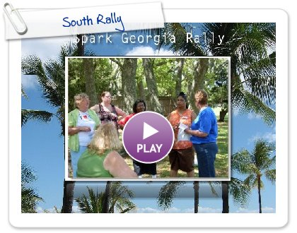 Click to play this Smilebox slideshow: South Rally