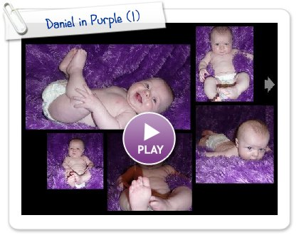 Click to play this Smilebox postcard: Daniel in Purple