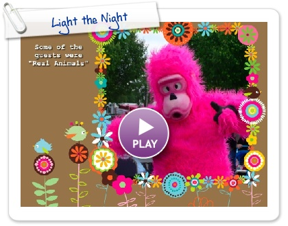 Click to play this Smilebox slideshow: Light the Night