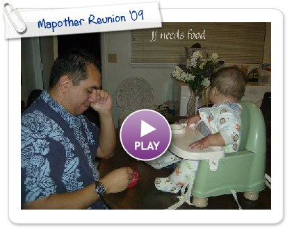 Click to play this Smilebox slideshow: Mapother Reunion '09