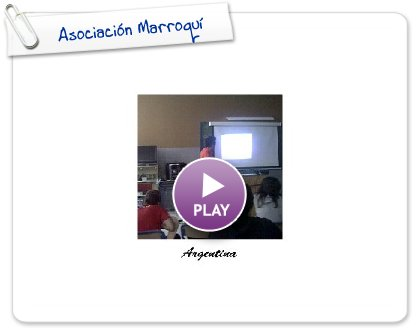 Click to play this Smilebox photobook: Asociación Marroquí
