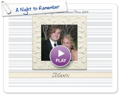 Click to play this Smilebox scrapbook: A Night to Remember