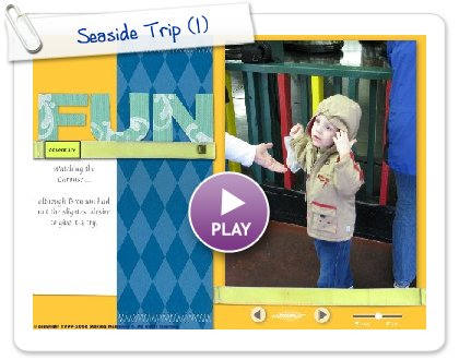 Click to play this Smilebox slideshow: Seaside Trip
