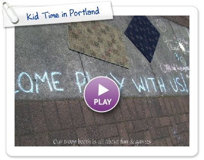 Click to play this Smilebox slideshow: Kid Time in Portland