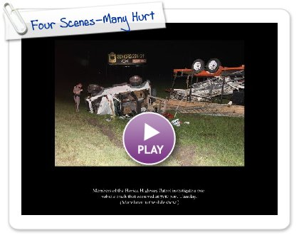Click to play this Smilebox slideshow: Four Scenes-Many Hurt