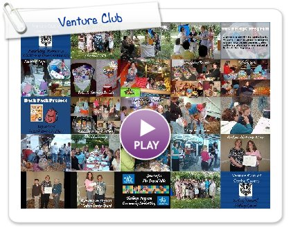 Click to play this Smilebox slideshow: Venture Club