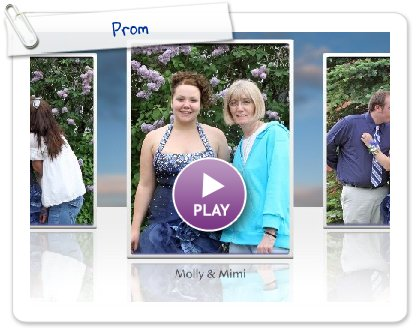 Click to play this Smilebox slideshow: Prom