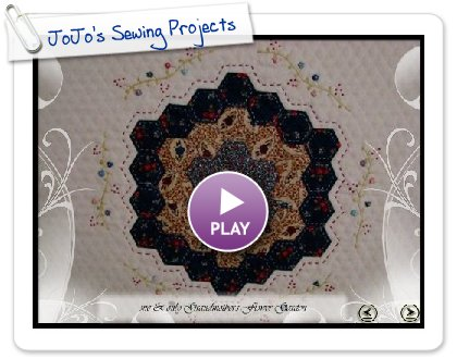 Click to play this Smilebox slideshow: JoJo's Sewing Projects