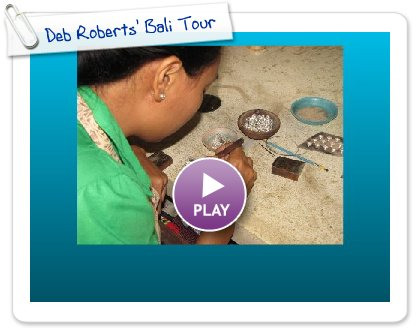 Click to play this Smilebox slideshow: Deb Roberts' Bali Tour