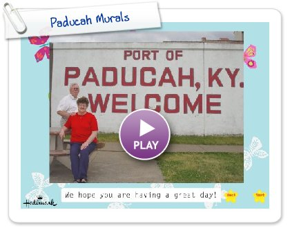 Click to play this Smilebox slideshow: Paducah Murals