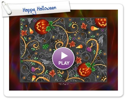 Click to play this Smilebox slideshow: Happy Halloween