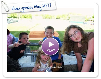 Click to play this Smilebox slideshow: Bees games, May 2009
