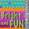 Bright and Fun - Scrapbook