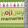 Holiday Memories - Scrapbook