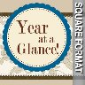 Year at a Glance - Scrapbook