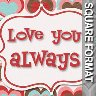 Love You Always - Scrapbook