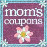 Mom's Coupons - Scrapbook