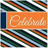 Birthday Stripes - Invite