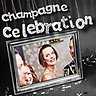 Champagne Celebration - Greeting