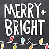 Merry + Bright - Invite