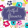 Artful Flowers - Facebook Cover