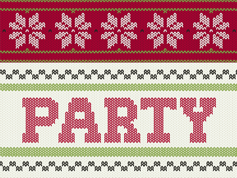 Ugly Sweater Party Invite Smilebox - Party invitation template: ugly sweater party invite template