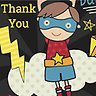 Super Friends Thank You - Thank You