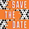 Save the Date Pattern - Announcement