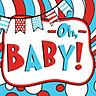 Oh Baby Shower! - Invite